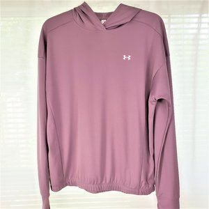 Under Armour Heat Gear Loose Pull Over Hoodie Med